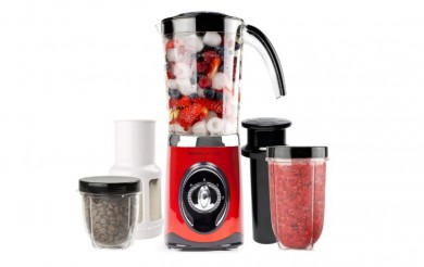 Andrew James 4 in 1 Multifunktionaler Smoothie Maker