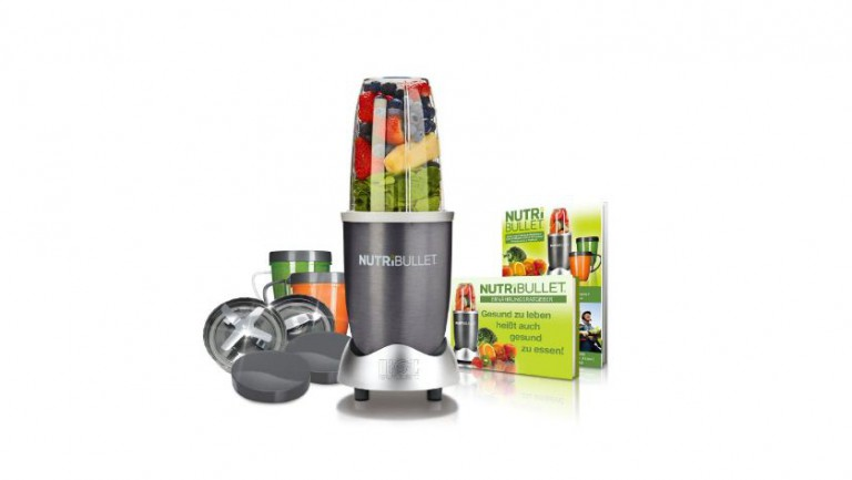 NutriBullet NBR-1219M-23 Extraktor Basis-Set