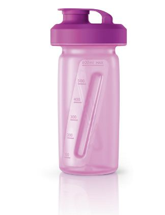 "Philips HR2989/00 Daily Collection ""On the Go"" Flasche für Smoothies"